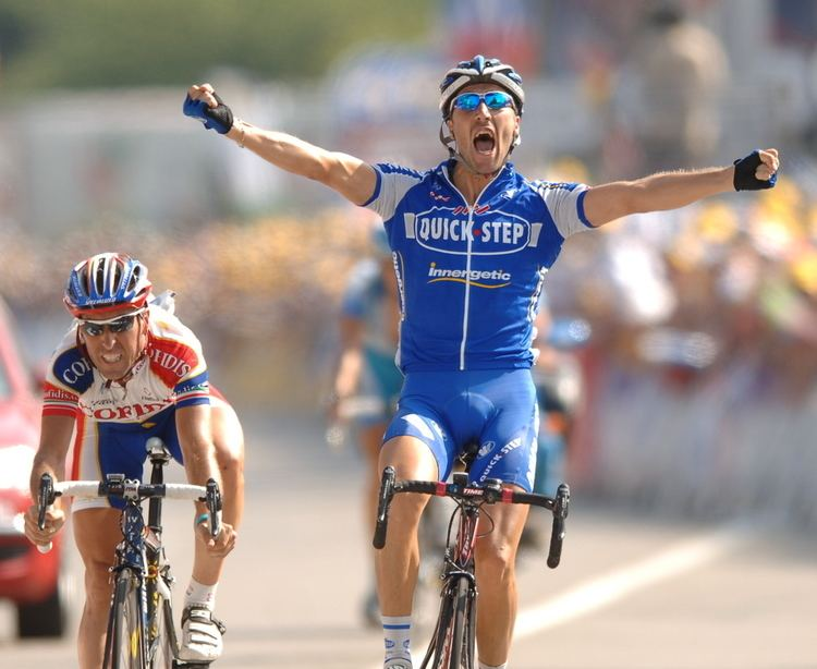 Matteo Tosatto TOSATTO WINS STAGE 19 Cycling Weekly