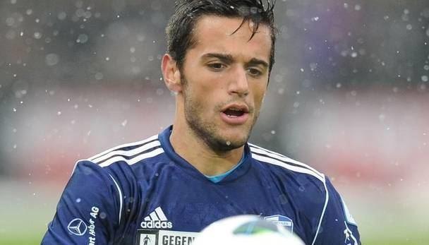 Matteo Tosetti FC Wohlen Freimter Derbyfluch und Penaltyrger