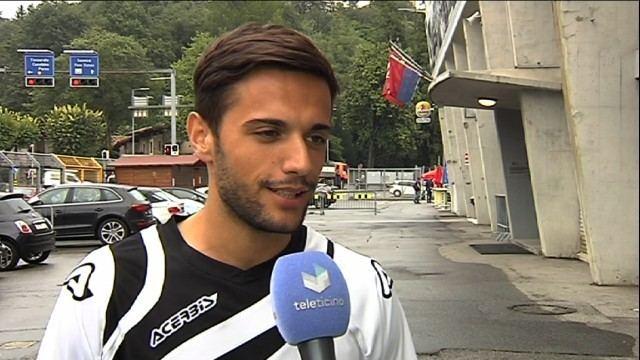 Matteo Tosetti Video Matteo Tosetti sulla partenza di Bordoli Teleticino