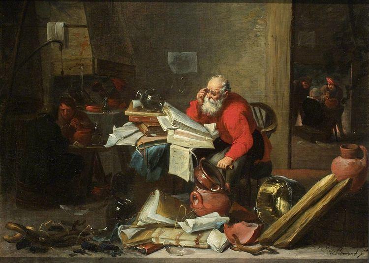 Mattheus van Helmont