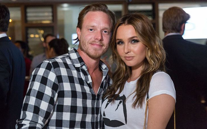 Matthew Alan Greys Anatomys Camilla Luddington becomes Mother Gives Birth to a