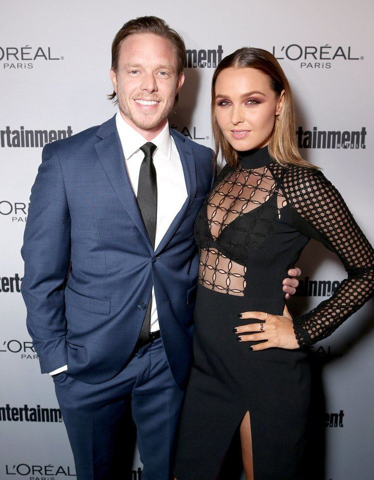 Matthew Alan Camilla Luddington Pregnant Expecting First Child with Matthew Alan