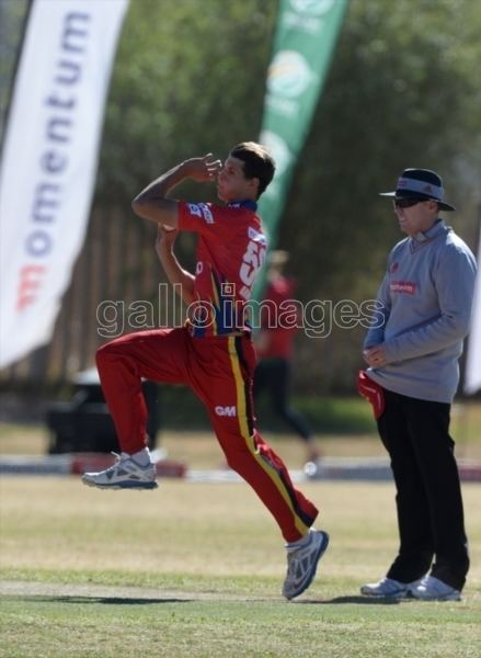 Matthew Arnold (cricketer) Cricket South Africa matthew arnold lions momentum challenge highveld