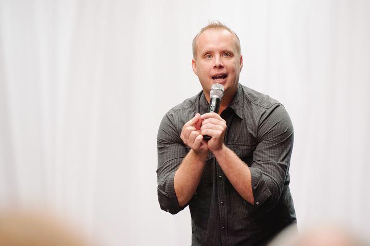 Matthew Barnett LA Dream Center CoFounder Pastor Matthew Barnett Discusses Powerful