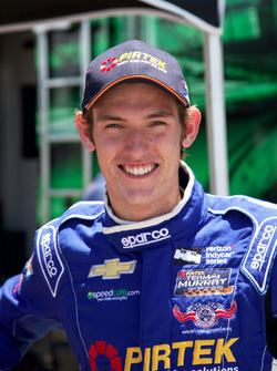 Matthew Brabham Matt Brabham is continuing a family tradition at Indy