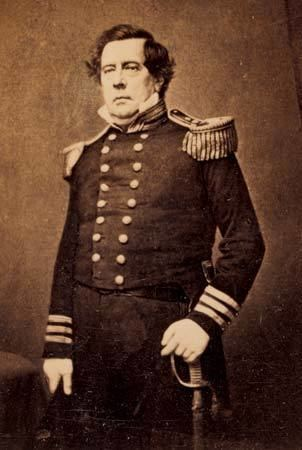 Matthew C. Perry Matthew C Perry United States naval officer Britannicacom