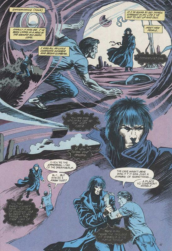 Matthew Cable What the Sandman could mean for the DCCU Latest Movie Reviews
