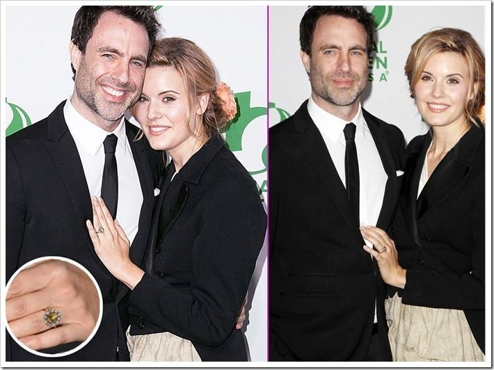 Matthew Cooke (filmmaker) Maggie Grace39s Engagement Ring AboutRubyJewelrycom