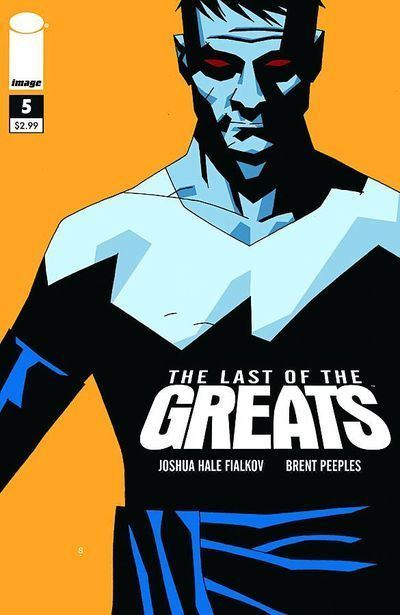 Matthew Dow Smith THE LAST OF THE GREATS 5 MATTHEW DOW SMITH COVER