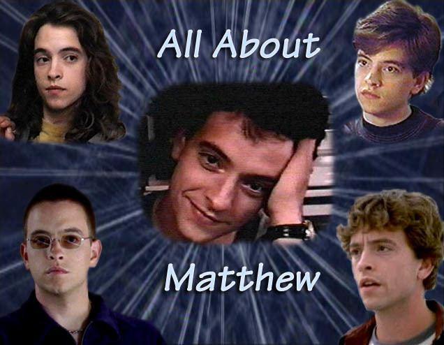 Matthew Ferguson All About Matthew Ferguson
