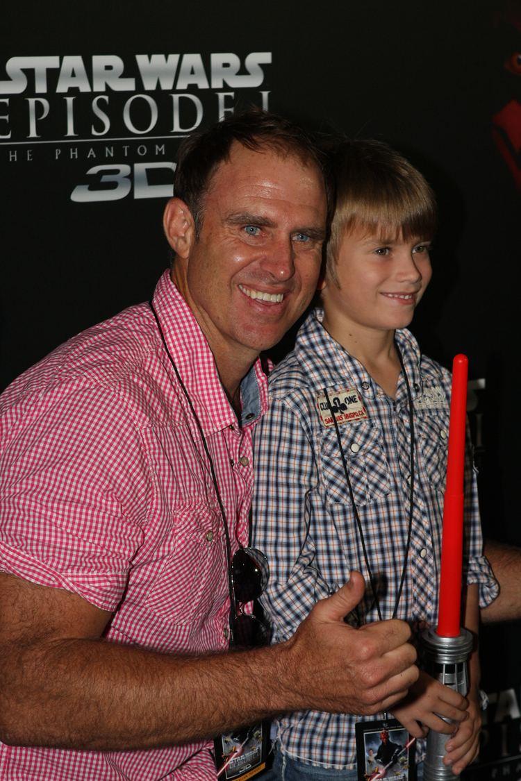 Matthew Hayden (Cricketer) family