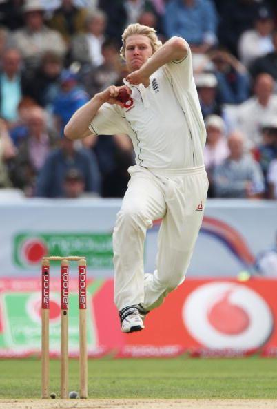 Matthew Hoggard Woodworm Cricket Team Woodworm Direct