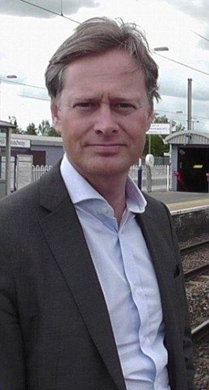 Matthew Offord Tory MP Matthew Offord of Hendon who swore at a local Labour