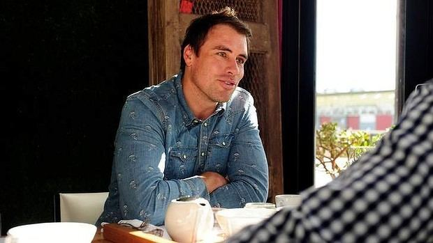 Matthew Richardson (footballer) Lunch with Matthew Richardson