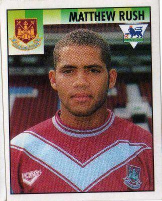 Matthew Rush (footballer) wwwsportsworldcardscomekmpsshopssportsworldi