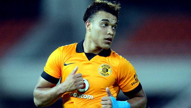 Matthew Rusike Kaizer Chiefs forward Matthew Rusike happy with any role