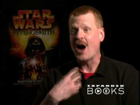 Matthew Stover Matthew Stover Star Wars Revenge of the Sith YouTube