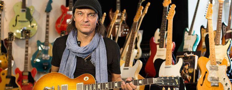 Matthias Jabs Matthias Jabs MJ Guitars