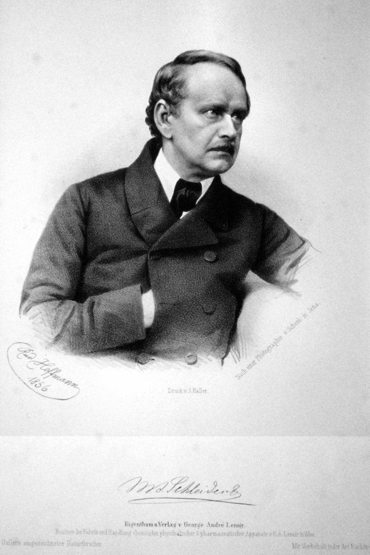 Matthias Jakob Schleiden FileMatthias Jakob Schleiden Lithojpg Wikimedia Commons