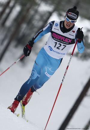 Matti Heikkinen Matti Heikkinen Individual Athletes Polar Pros Training