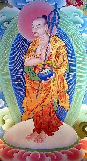 Maudgalyayana Maudgalyayana Chinese Buddhist Encyclopedia