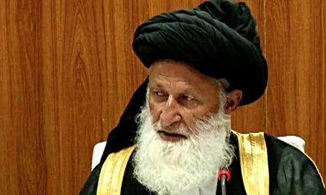Maulana Muhammad Khan Sherani Pakistani Idiot of the Year 2015 Maulana Muhammad Khan Sherani