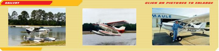 Maule Air in the past, History of Maule Air