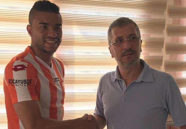Maurício Ramos Adanaspor Mauricio Ramos39u renklerine balad Goalcom