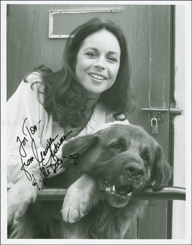 Maureen Anderman HistoryForSale Autographs and Manuscripts Maureen
