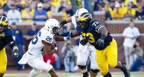 Maurice Hurst (American football) Michigan Football 2017 Player Profile Maurice Hurst