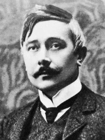 Maurice Maeterlinck Maurice Maeterlinck Belgian author Britannicacom