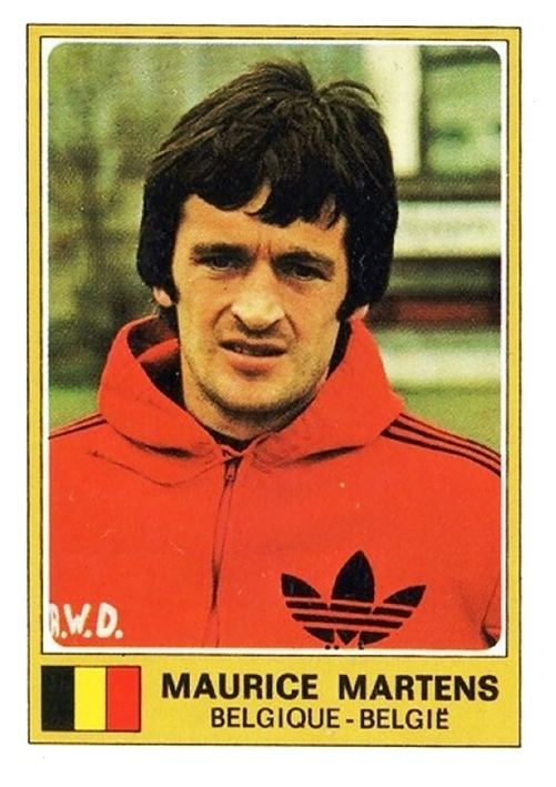 Maurice Martens 70s Vintage Football Maurice Martens