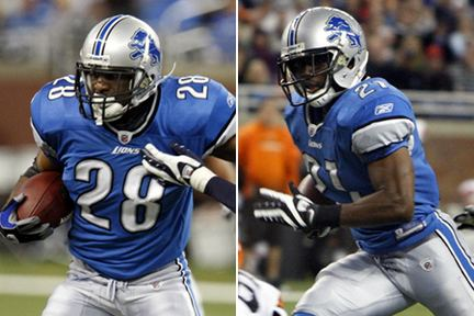 Maurice Morris Detroit Lions links roundup Stick with Maurice Morris