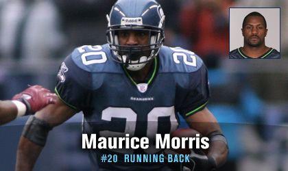 Maurice Morris photoaltan29 maurice morris