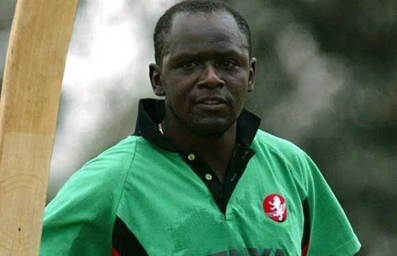 Maurice Odumbe (Cricketer) in the past