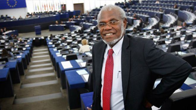 Maurice Ponga Elections europennes Maurice Ponga tte de liste pour