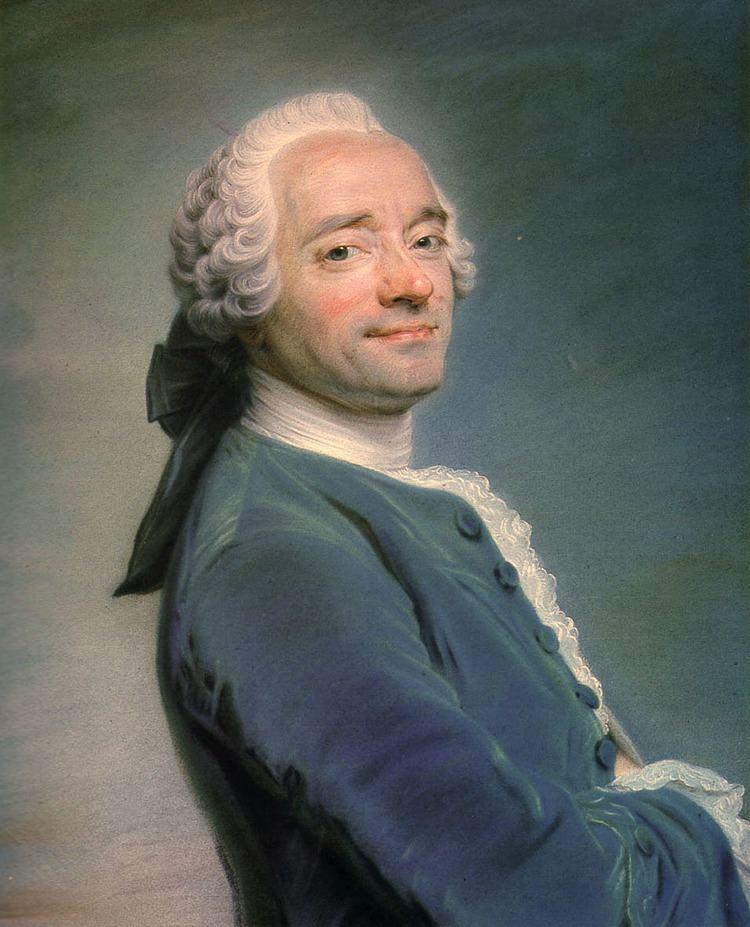 Maurice Quentin de La Tour Maurice Quentin de La Tour Wikipedia the free encyclopedia