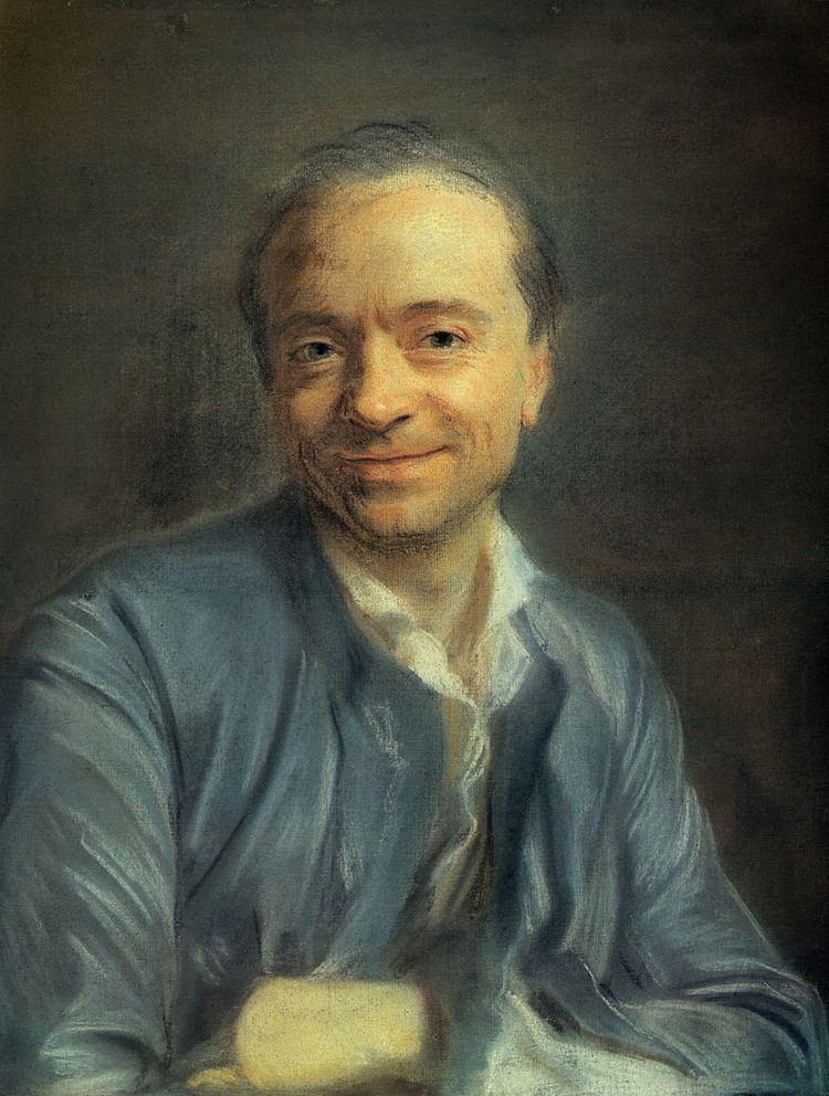 Maurice Quentin de La Tour SelfPortrait Maurice Quentin de La Tour WikiArtorg