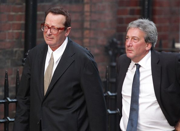 Maurice Saatchi, Baron Saatchi Maurice Saatchi Pictures The Funeral Of Labour Peer And