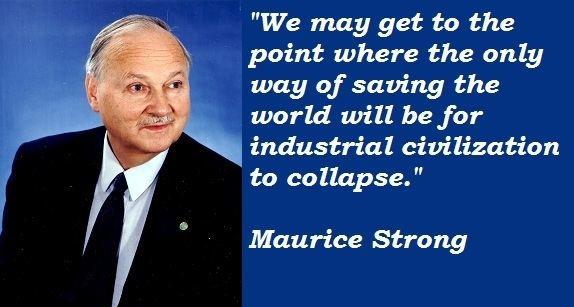 Maurice Strong - Alchetron, The Free Social Encyclopedia