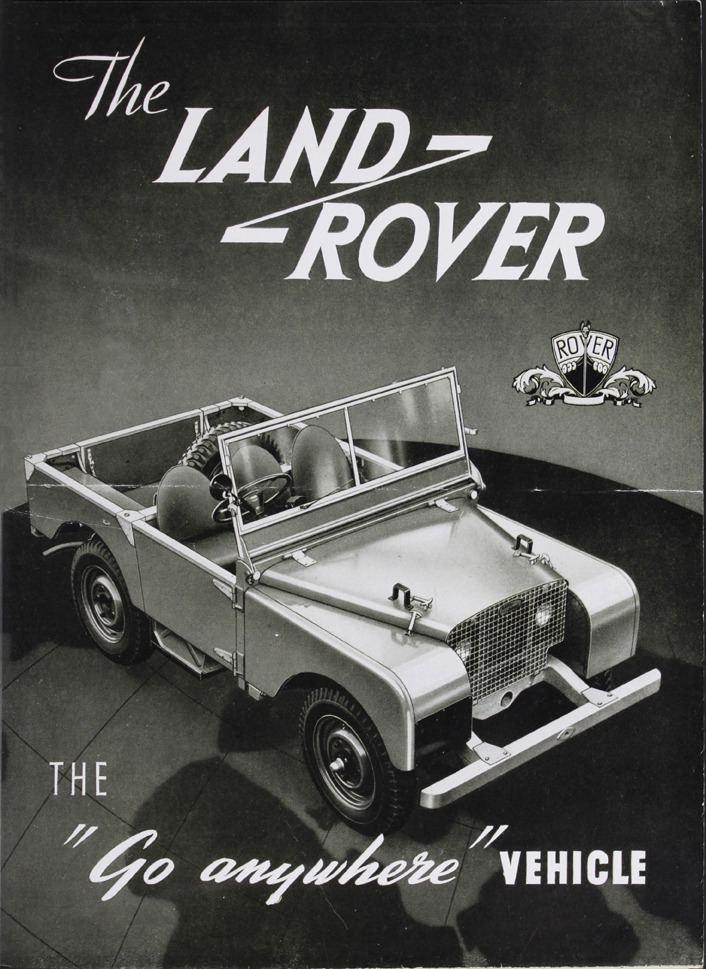 Maurice Wilks Design is fine History is mine Maurice Wilks Land Rover Series