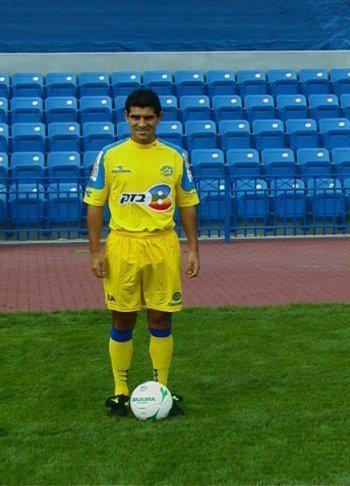 Mauricio Aros Peloteros Chilenos en el Extranjero Chilenos en Maccabi