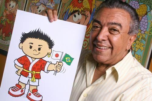Mauricio de Sousa Picture of Maurcio de Sousa