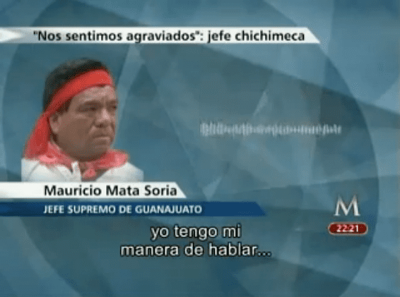 Mauricio Mata Milenio Televisin on Twitter VIDEO Mauricio Mata lder
