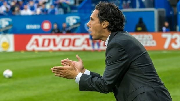 Mauro Biello MLS Archive SleterFCcom