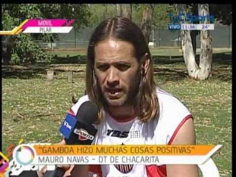 Mauro Navas 29032010 Mauro Navas en el predio de Hebraica YouTube