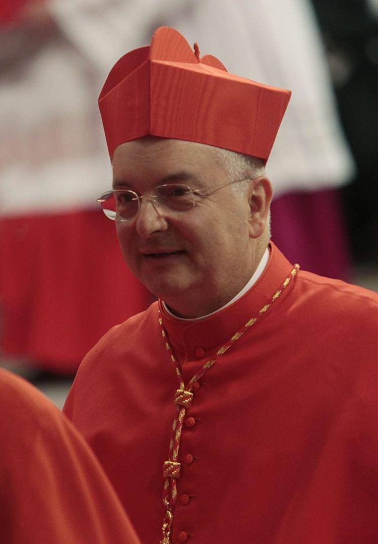 Mauro Piacenza Arcidiocesi di Genova Cardinale Mauro Piacenza