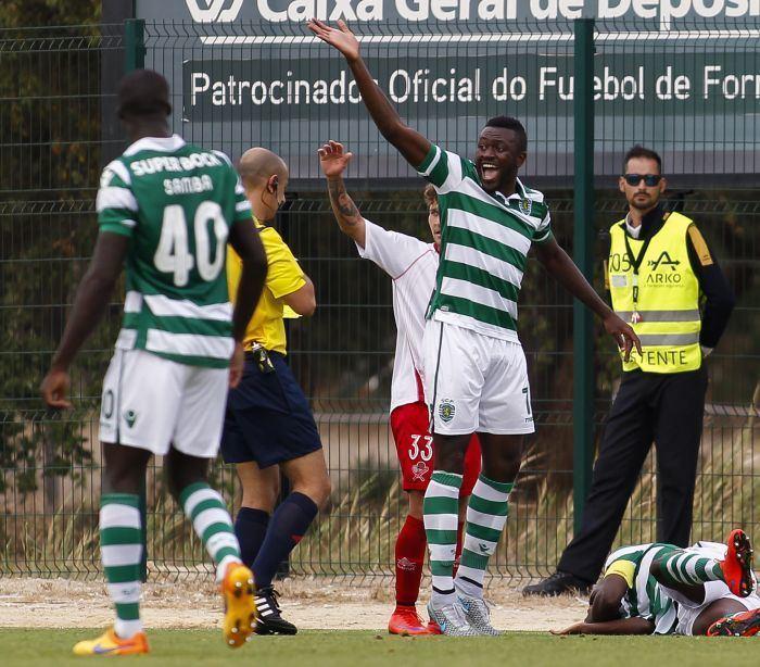 Mauro Riquicho Noticias ao Minuto Sporting confirma leso grave de Riquicho