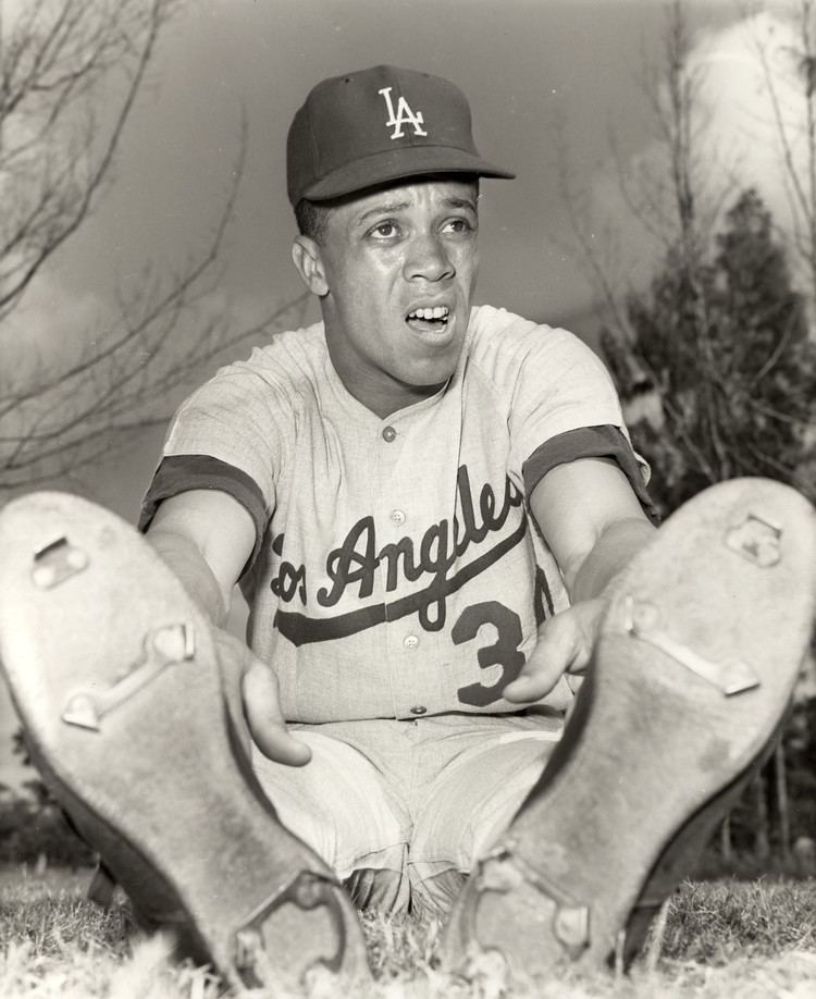 Maury Wills Maury39s Spokane Experiment Dodgers History