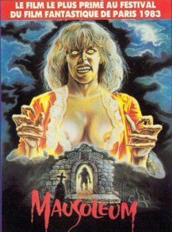Mausoleum (film) Critique Mausoleum Michael Dugan 1983 Grimmovies Critique
